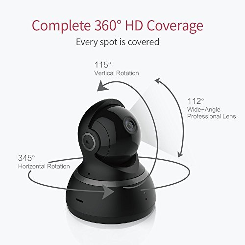 yi dome camera 1080p review