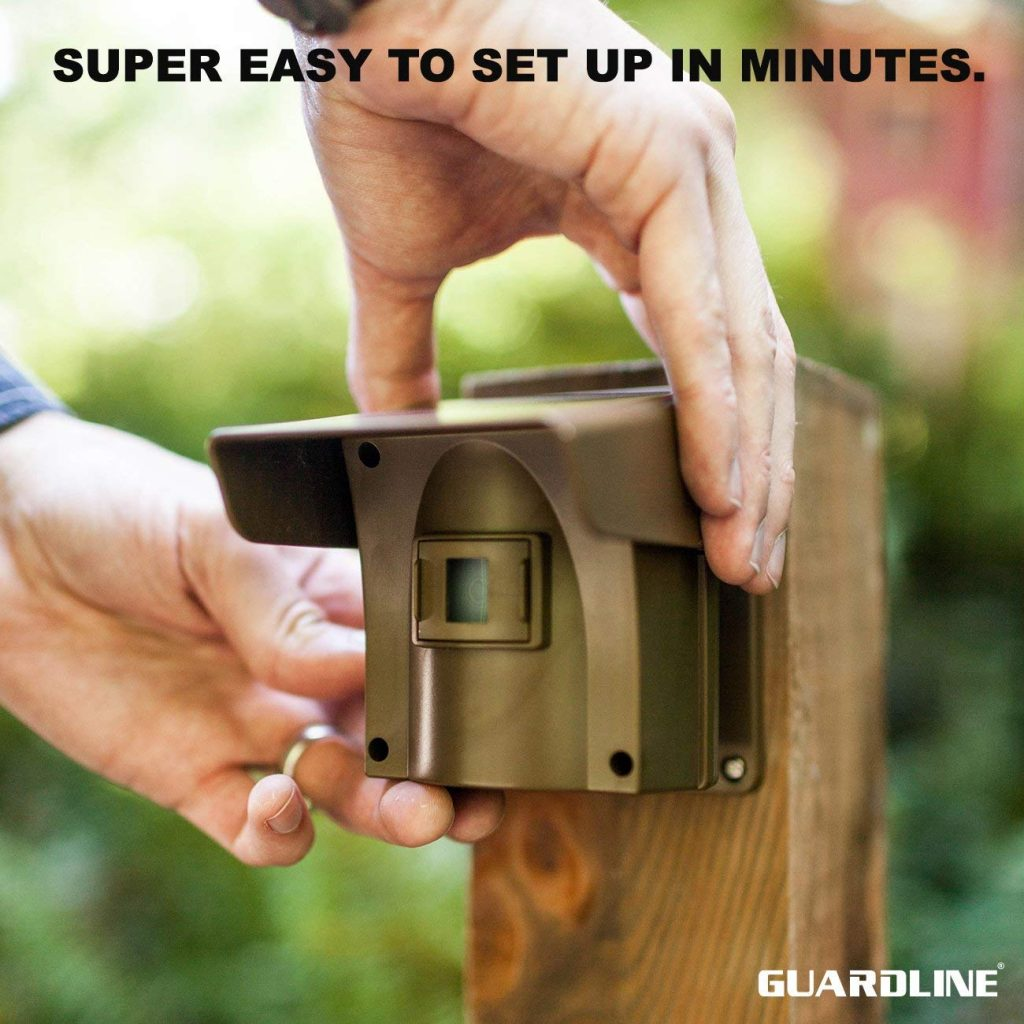 Guardline Wireless Driveway Alarm reviews