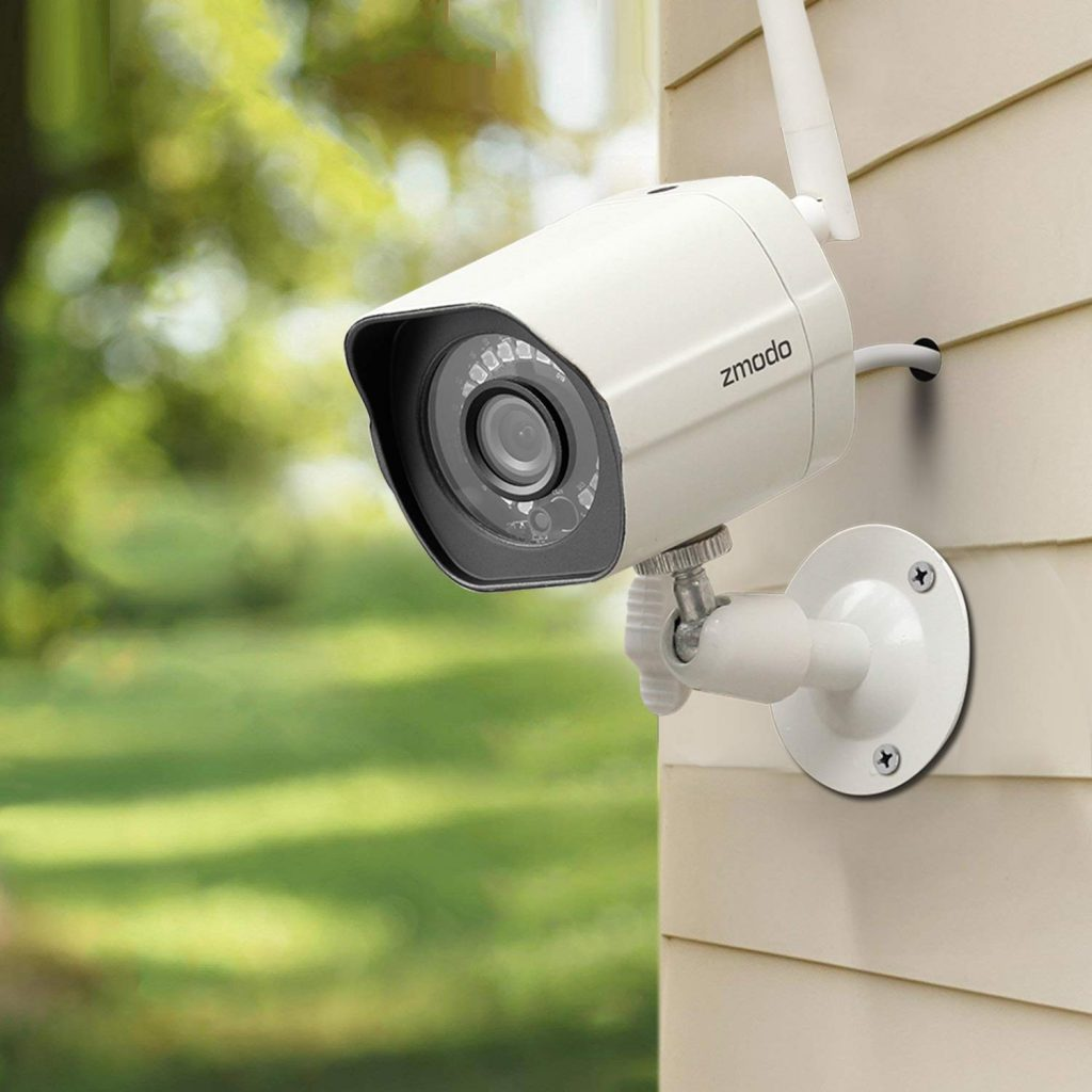 Zmodo Wireless Security Camera System Review