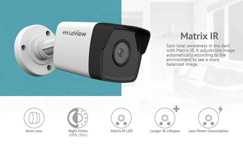 Laview Security Camera Review
